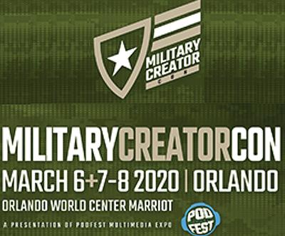 Military Creator Con