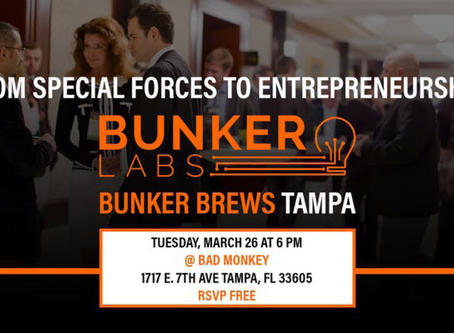 Bunker Labs Teams Up with Action Zone to Highlight Local Veteran-Owned Businesses