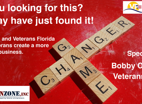 Bobby Carbonell, Veterans Florida in town to promote the VFEP