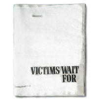 """""""Victims wait for treatment because they put off seeking help themselves"""". Thursday, April 23rd 2020"""