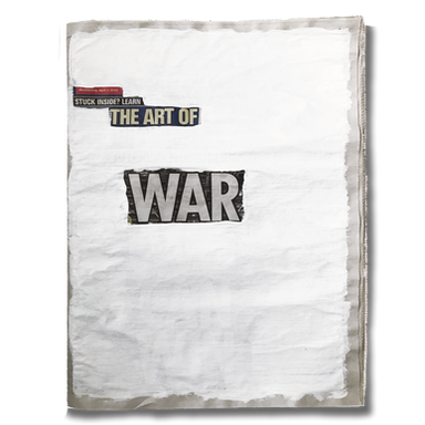 """Stuck inside? Learn the art of war"" Wednesday, 1st April 2020"