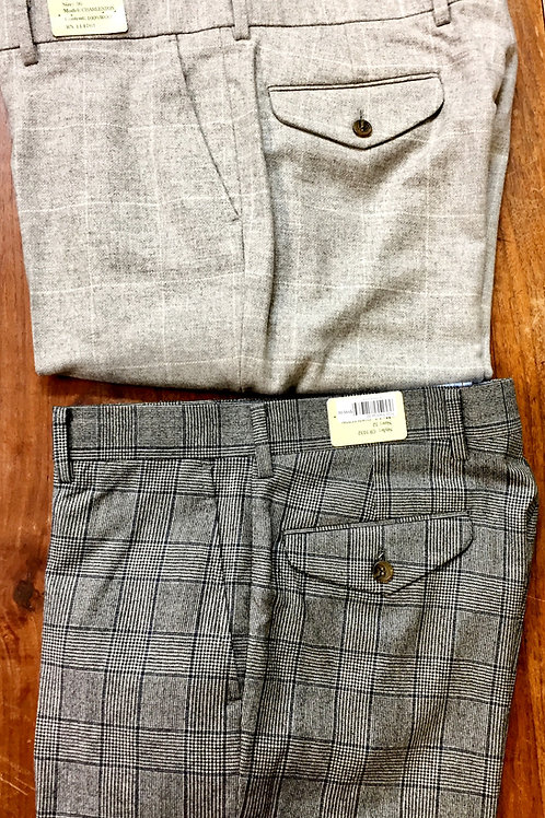 Crittenden Signature English Wool Trousers