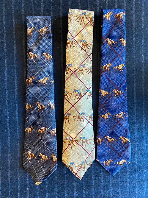 Crittenden Signature Equestrian Ties