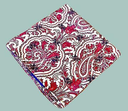 Crittenden Silk Paisley Pocket Square