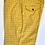 Thumbnail: Crittenden Fine Pinwale Cord Trouser in Yellow Tattersall