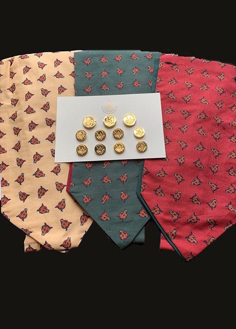 Crittenden Blazer Buttons
