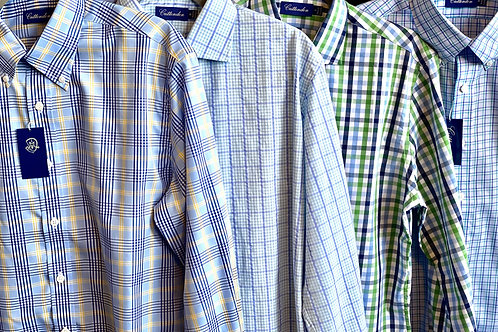 Crittenden Fine Cotton Sport Shirt