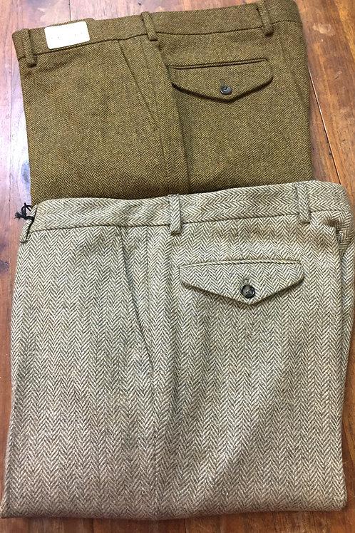 Charleston Herringbone Trousers