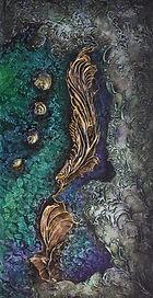Textured Art by Tay Ashton