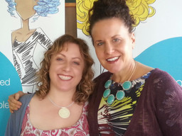 Meeting Naturally Curly's President, Michelle Breyer