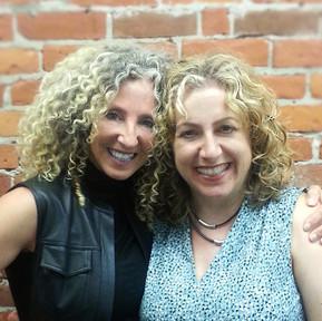 Lorraine & me in Olympia, Washington