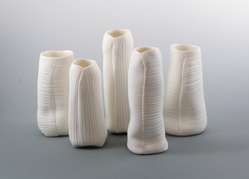 Porcelain Vase Forms