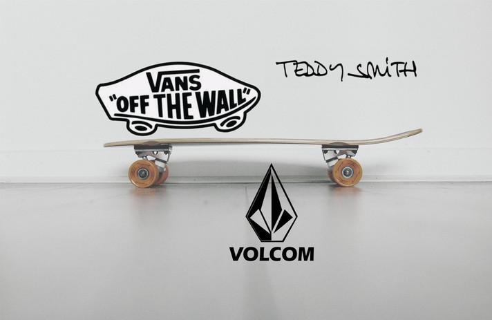 VANS - TEDDY SMITH - VOLCOM