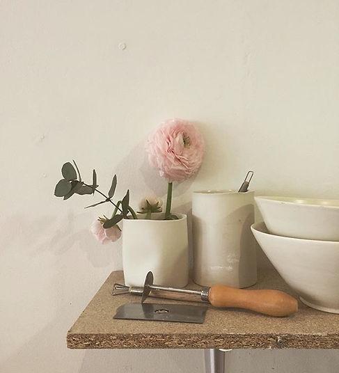 Atelier #céramique #ceramic #poterie #po