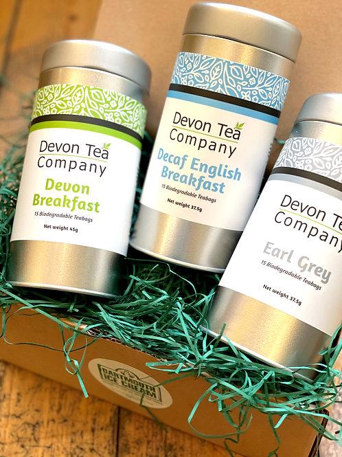 The Devon Tea Hamper