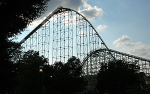 Day 312- Rollercoasters