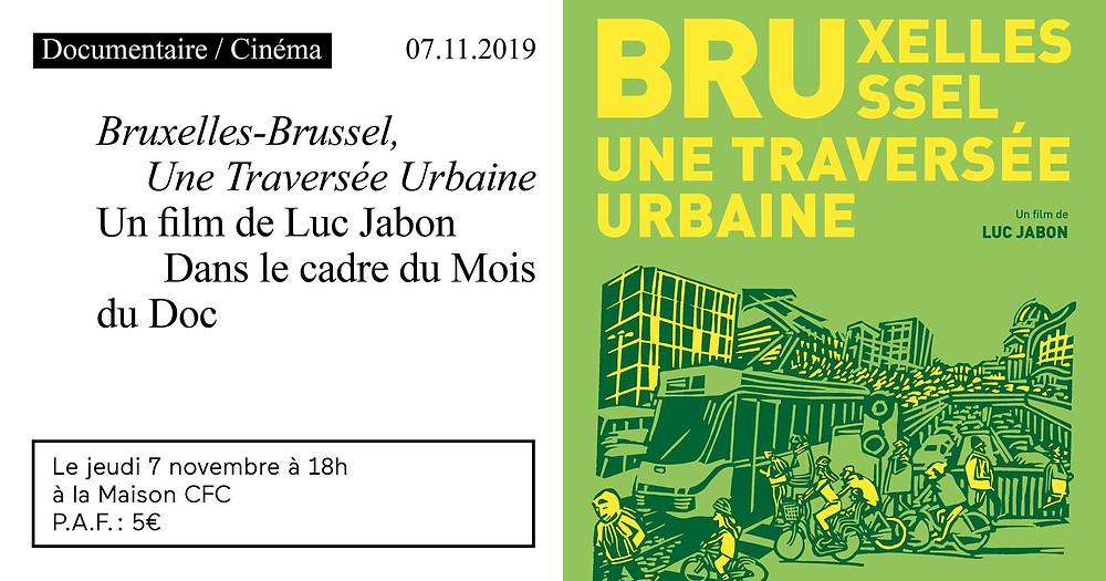 asbl odessa bruxelles documentaire sortie culturelle bruxelles une traversée urbaine