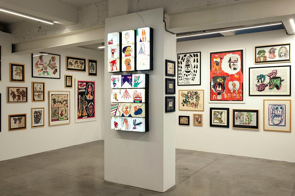 asbl odessa mima art contemporain bruxelles exposition vernissage agenda culturel