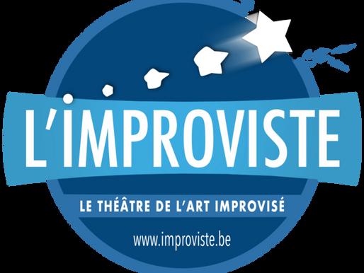 """L'Improviste, un théâtre 100% """"impro"""" : genèse et actualité d'un projet unique"""