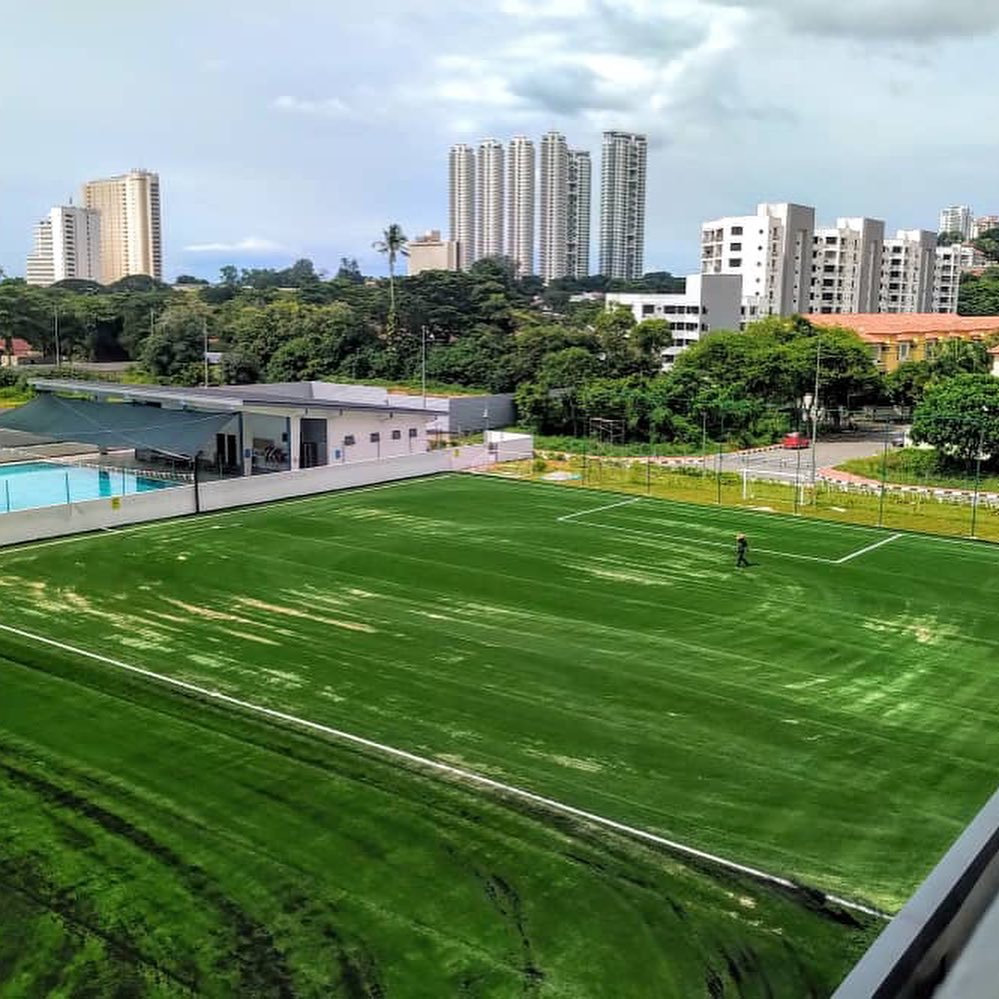 New Pitch Bookings