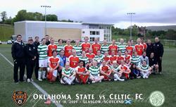 Celtic FC v Oklahoma State (USA)