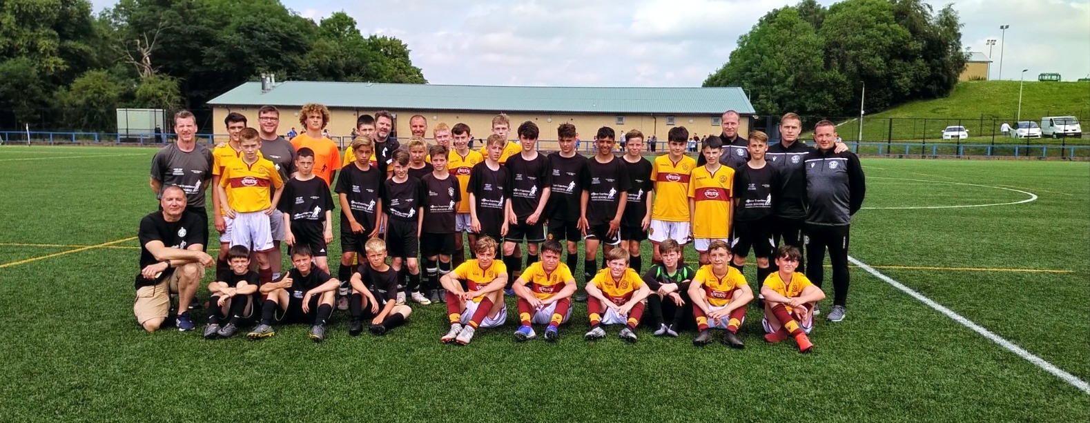 2019 YOUTH TEAMS IN UK