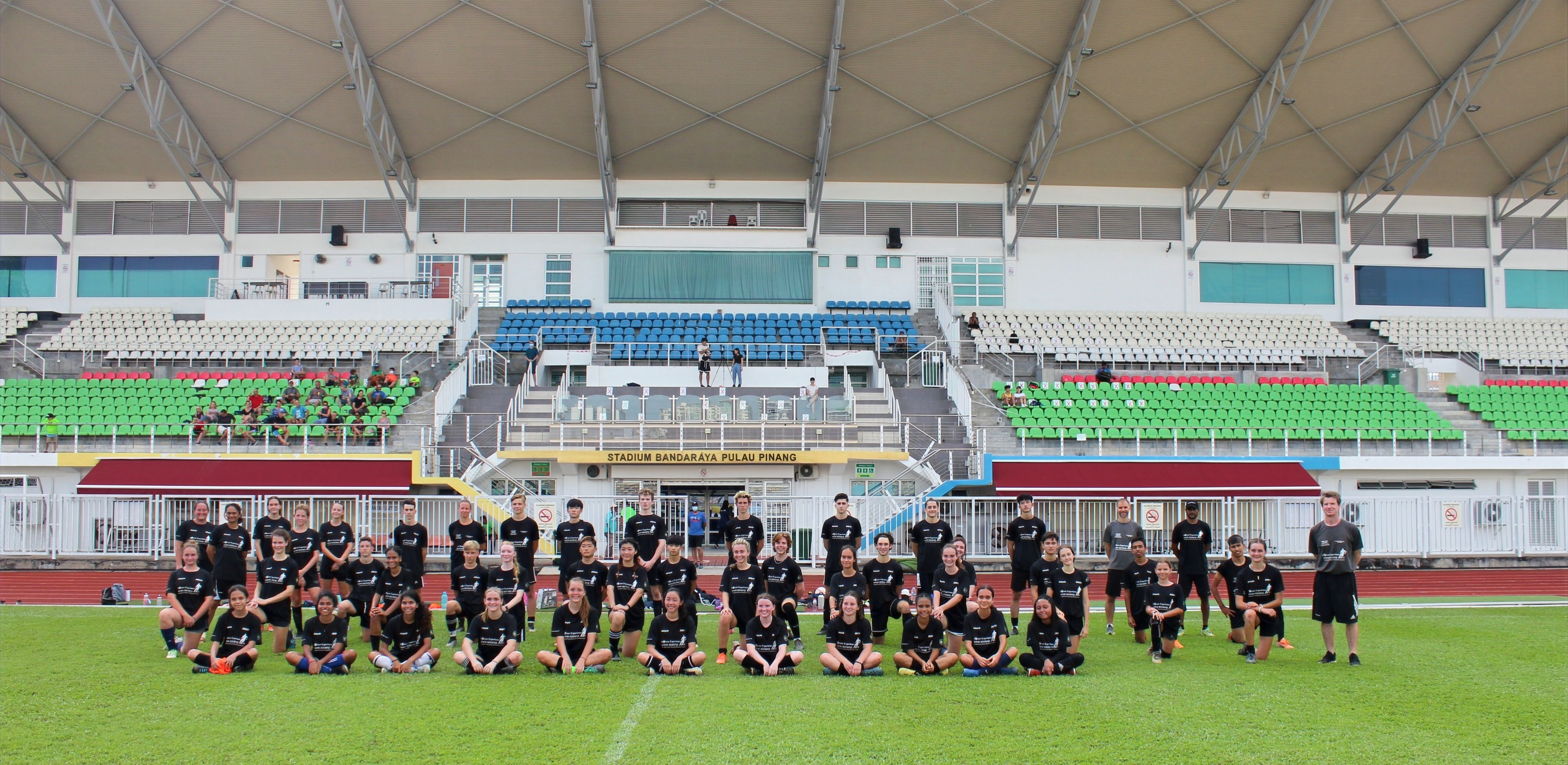 COACHING YOUTH PLAYERS IN ASIA