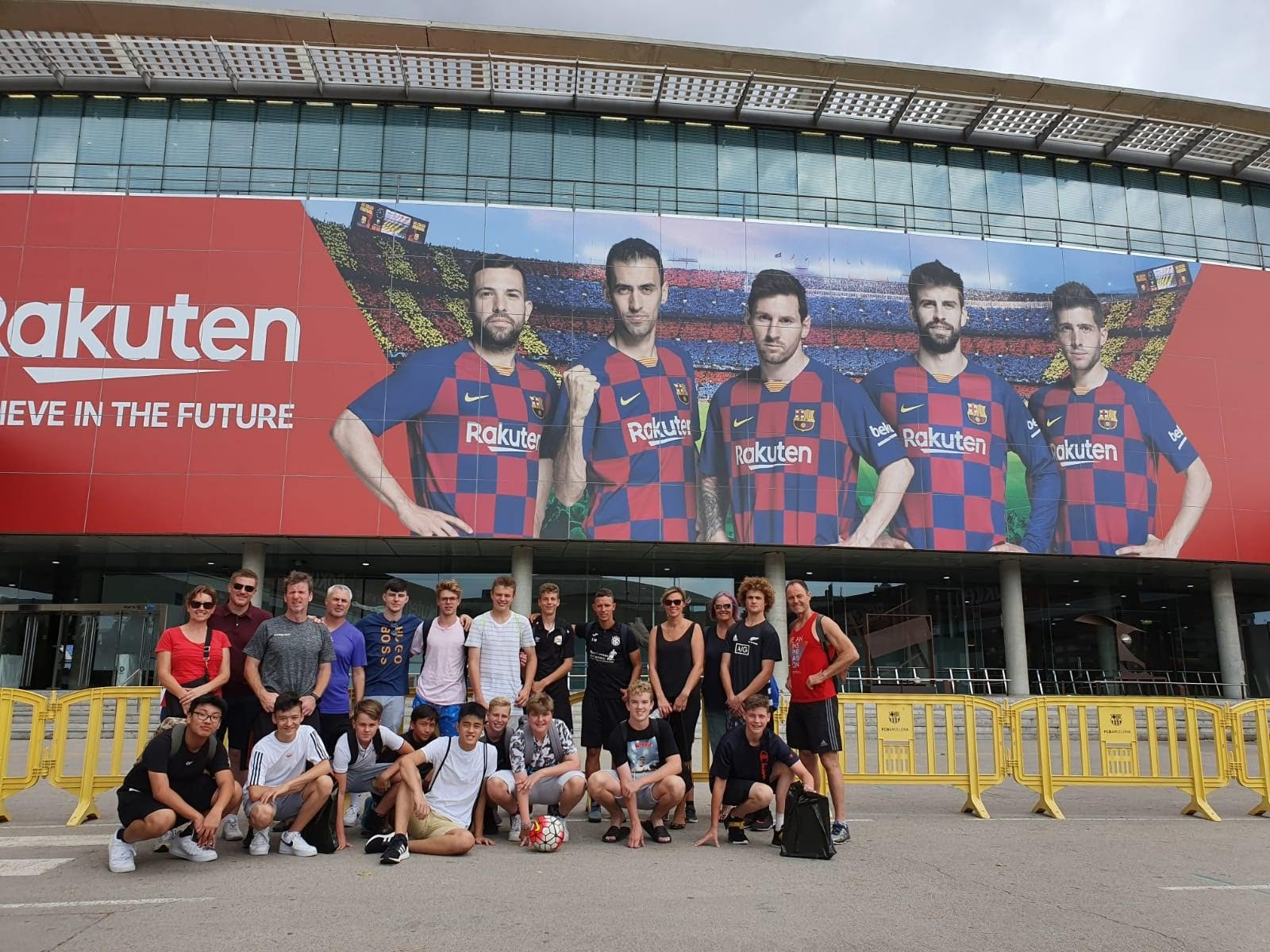 2019 YOUTH TEAMS BARCELONA