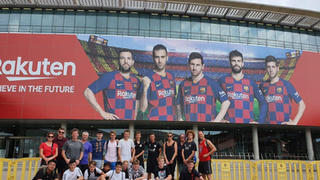 2019 YOUTH TEAMS BARCELONA