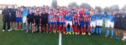 SOCCER EXPERIENCE SELECT V ATHLETICO