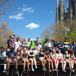 SCHOOL FOOTBALL TEAM TRIPS TO SPAIN