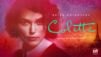 keira knightley, poster, colette, feminsm, lesbian