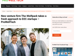 FEATURE: ProWell Tech