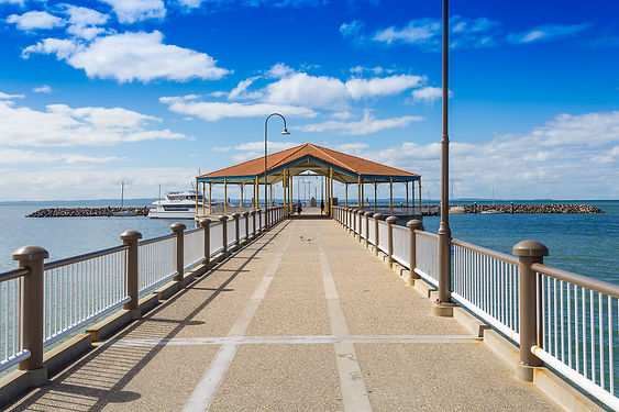 Redcliffe Qld real estate photography