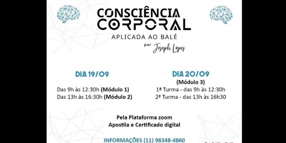 Consciência Corporal On-line