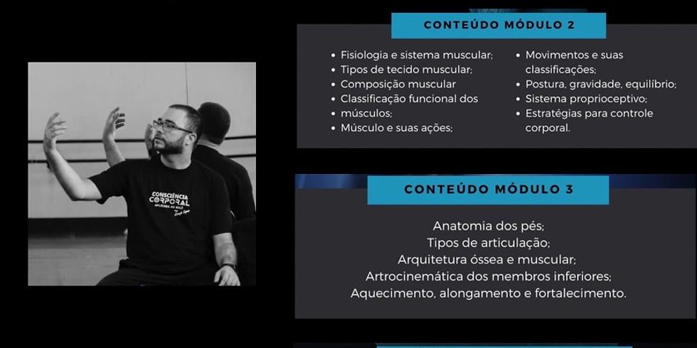 Consciência Corporal - TODOS OS MÓDULOS