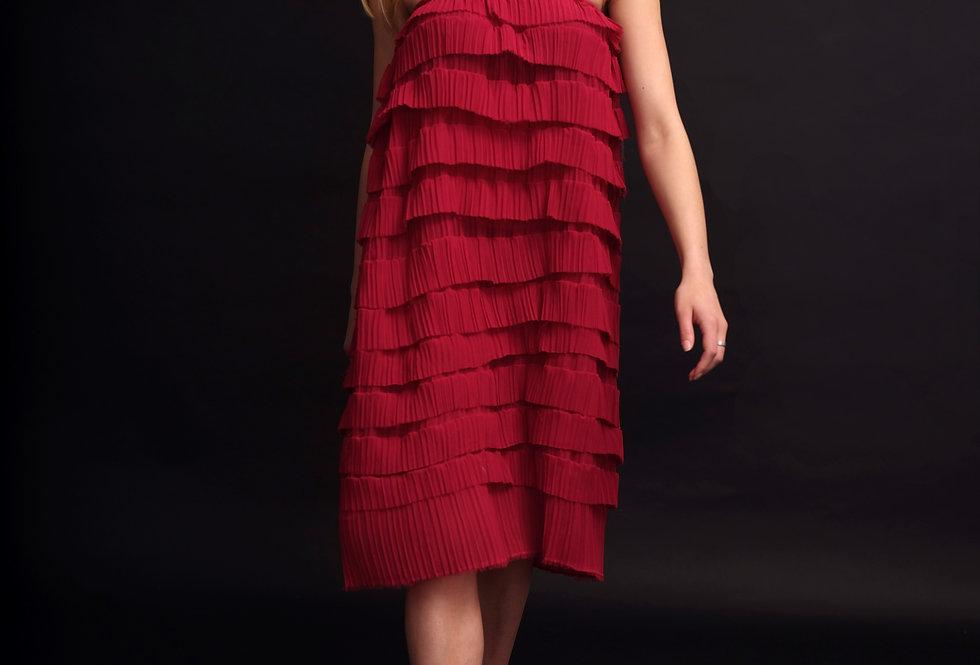 Nesy Nou Sunray ruffle Skirt/Dress