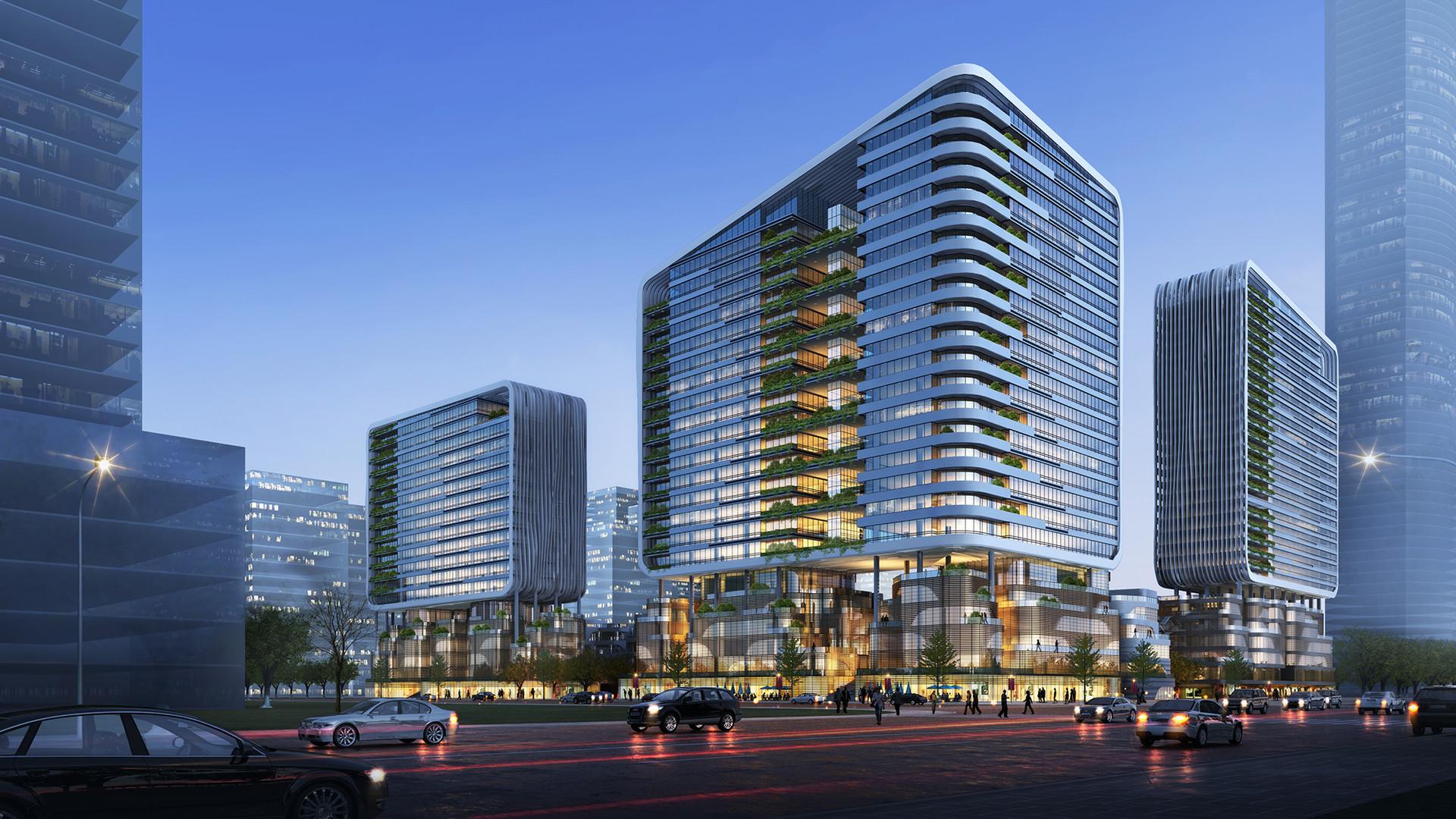 suzhou greenland centre