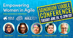 Women in Agile Panel #3