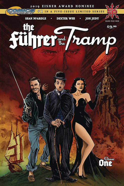 THE FUHRER AND THE TRAMP 1