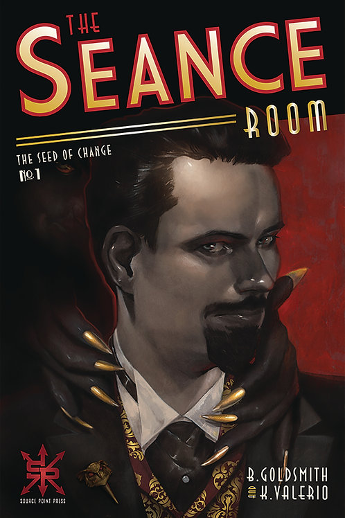THE SEANCE ROOM -THE SEED OF CHANGE 1