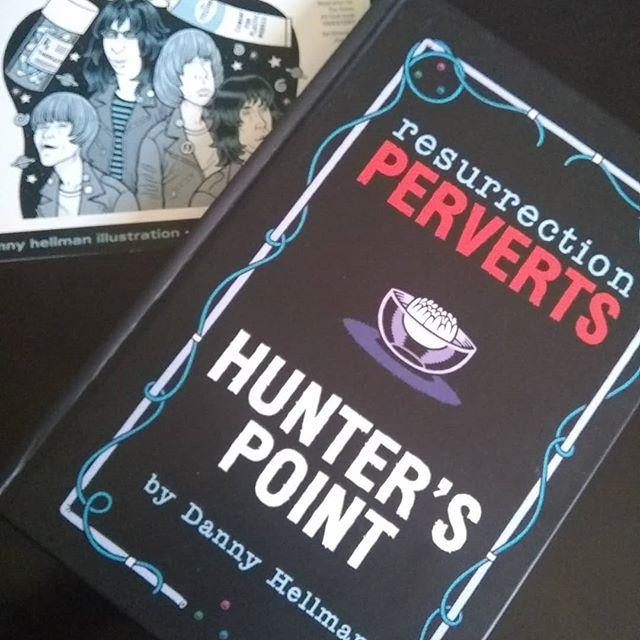 •resurrection PERVERTS - HUNTER'S POINT•