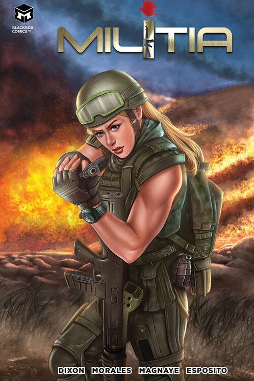 Militia TP Cover A