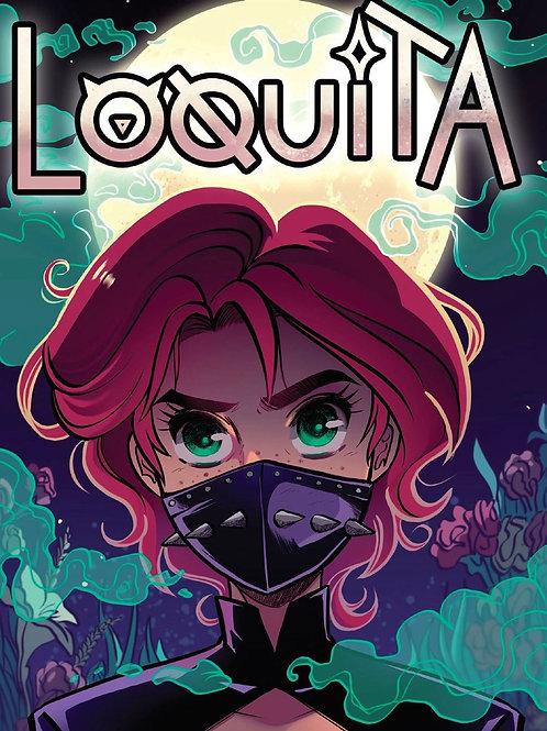Loquita Graphic Novel