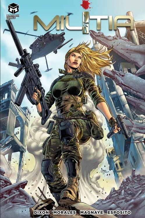 Militia TP Cover B