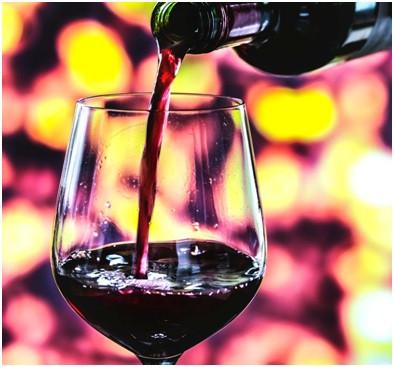 grape wine tasting
