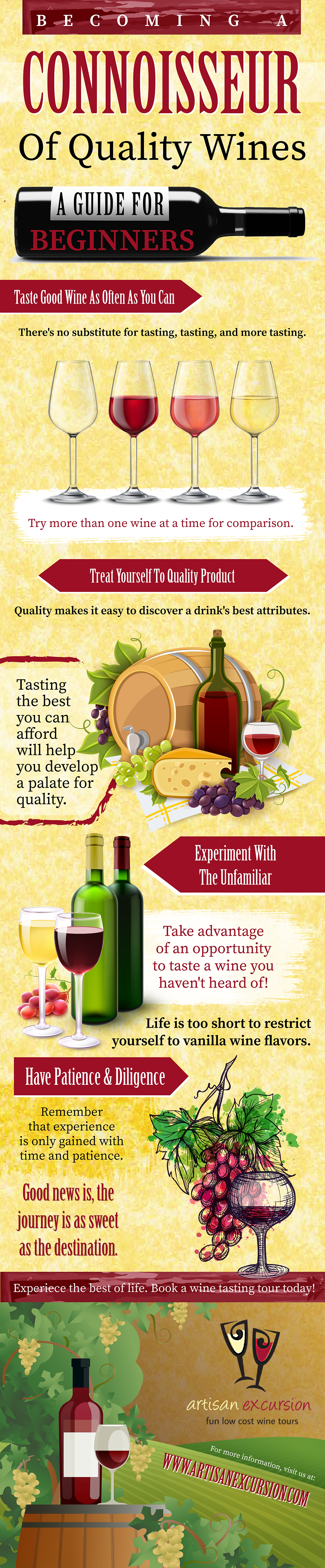 guide to become a wine connoisseur
