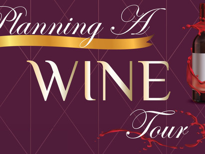 Planning A Wine Tour