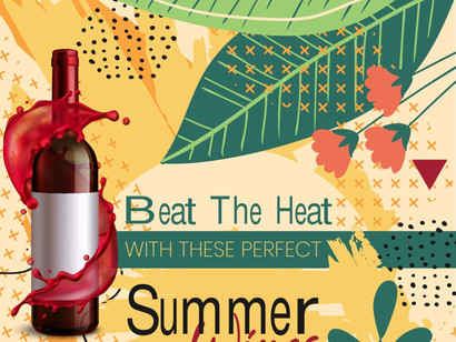 Beat The Heat With These Perfect Summer Wines