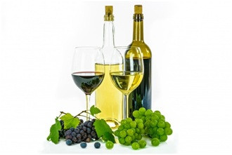 grape white wine